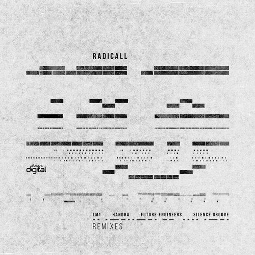 Radicall - Ghost Notes Remixes 2016 (EP)