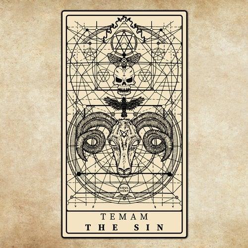 Temam - The Sin EP