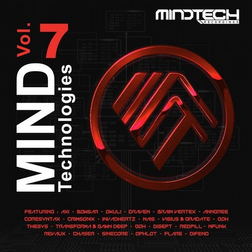 VA - MIND TECHNOLOGIES VOL. 7 [LP] 2016