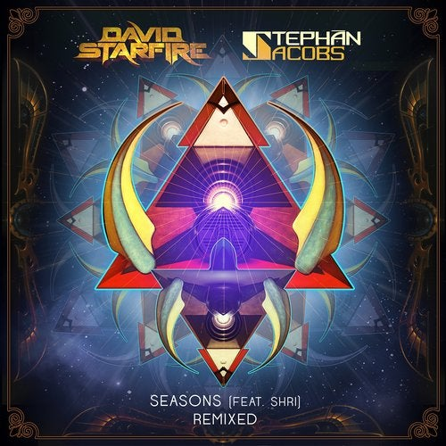 David Starfire - Seasons Remixed 2019 [LP]