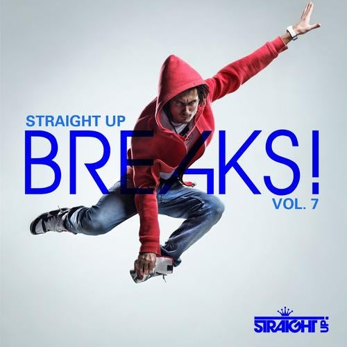 VA - STRAIGHT UP BREAKS! VOL. 7 [LP] 2013