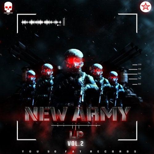 VA - NEW ARMY (LP) 2019