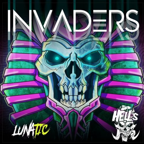 Lunatic - Invaders Album 2019 (LP)