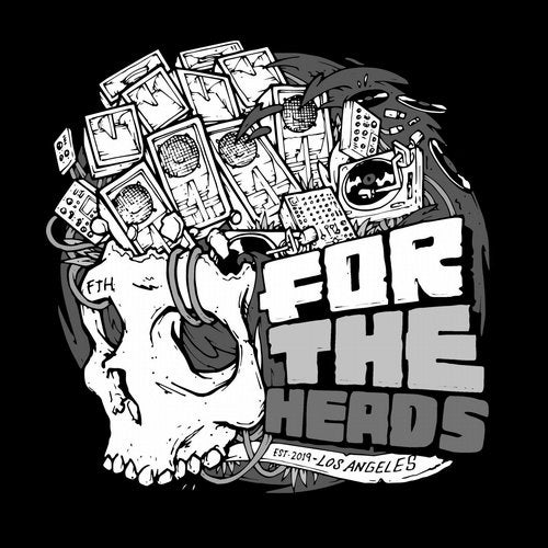 VA - For The Heads Compilation Vol. 2 [LP] 2019