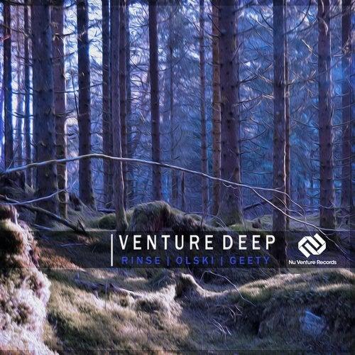 Rinse, Blastikz, Geety - Venture Deep 2018 [EP]