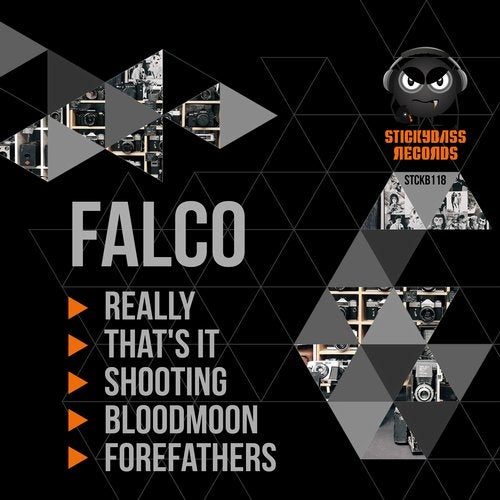 Falco - Forefathers [EP] 2018