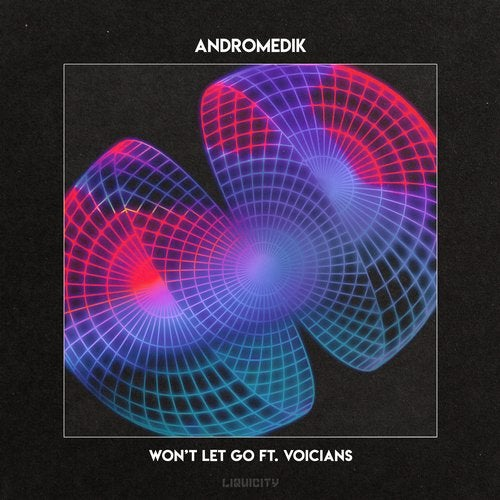 Andromedik - Won't Let Go (feat. Voicians) 2019 (Single)