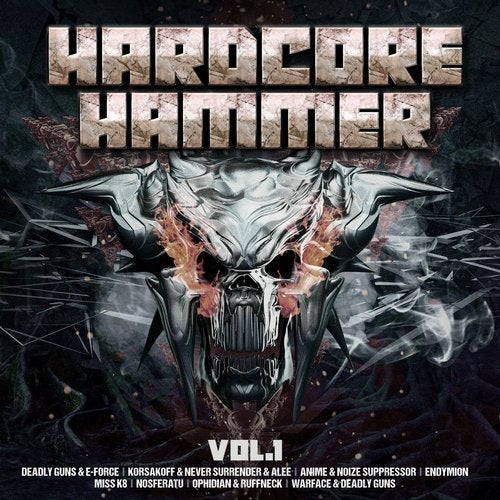 VA - HARDCORE HAMMER VOL. 1 (LP) 2019