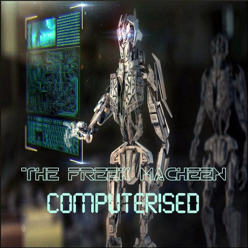The Freek Macheen - Computerised LP