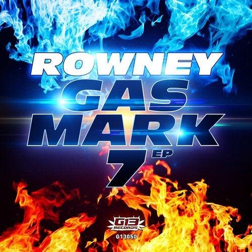 Rowney - Gas Mark 7 (EP) 2017