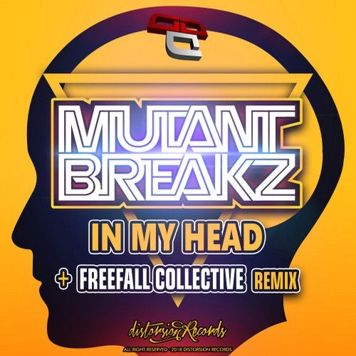 Mutantbreakz - In My Head (EP) 2019