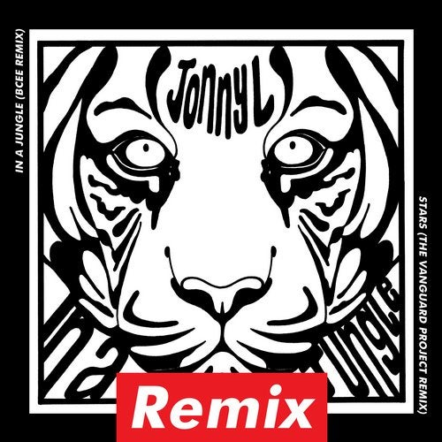 Jonny L - In A Jungle (BCee Remix) / Stars (The Vanguard Project Remix) 2018 [EP]