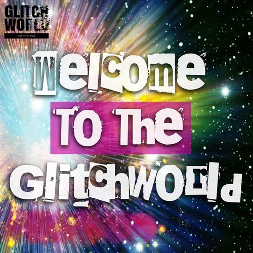 DeDrecordz - Welcome To The Glitchworld (LP) 2019