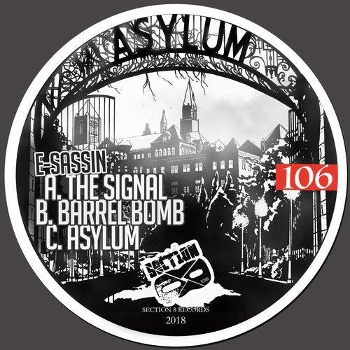 E-Sassin - Asylum [EP] 2018