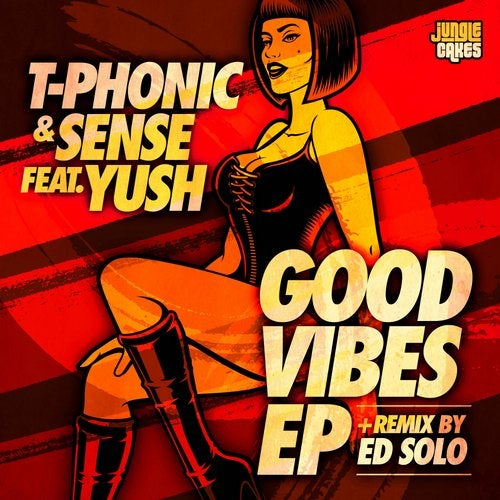 T-Phonic & Sense & Yush - Good Vibes