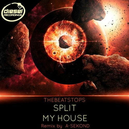 TheBeatStops - Split / My House (EP) 2018