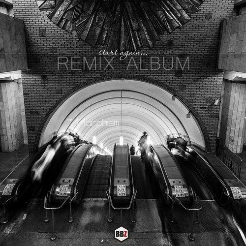 The Morphism - start again... Remix Album 2019 [LP]
