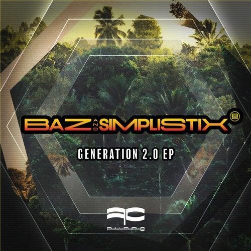 Baz + Simplistix - Generation 2.0 2019 [EP]