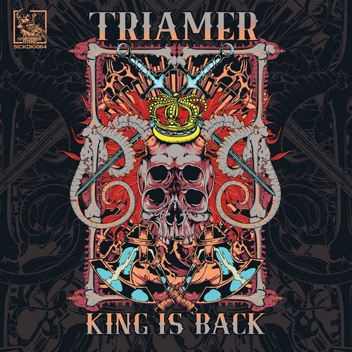 Triamer — King Is Back (EP) 2018