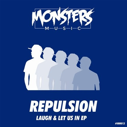 Repulsion - Laugh & Let Us In 2019 [EP]