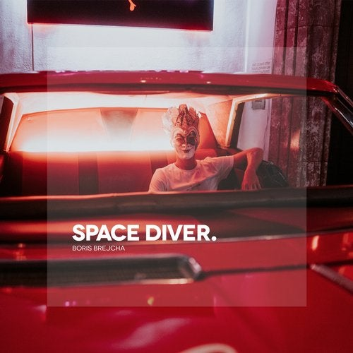 Boris Brejcha - Space Diver LP