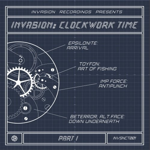INVASION Clockwork Time Pt. I 2019 [EP]