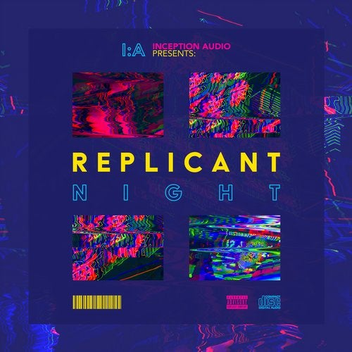 VA - Replicant Night LP
