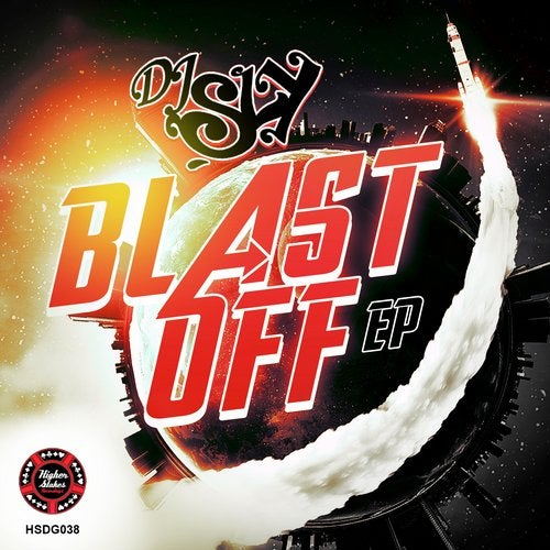 DJ Sly - Blast Off (EP) 2019
