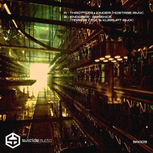 Throttler & Enduser - Suicide Audio The Remixes [EP] 2017