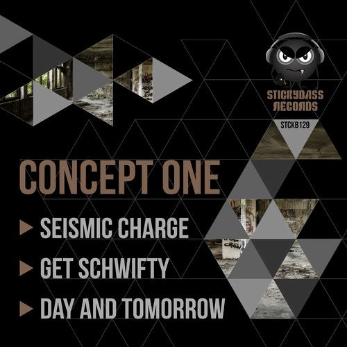 Concept One - Seismic Charge 2019 (EP)