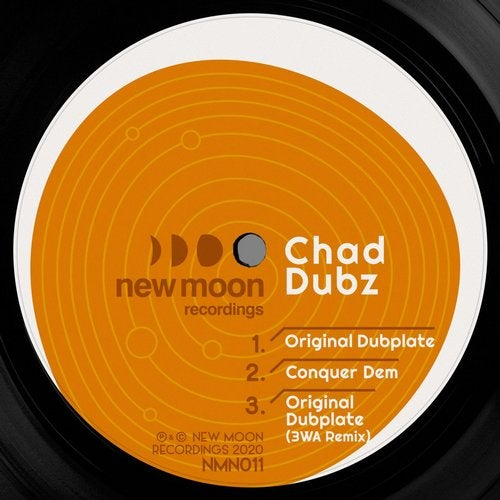 Chad Dubz - Original Dubplate