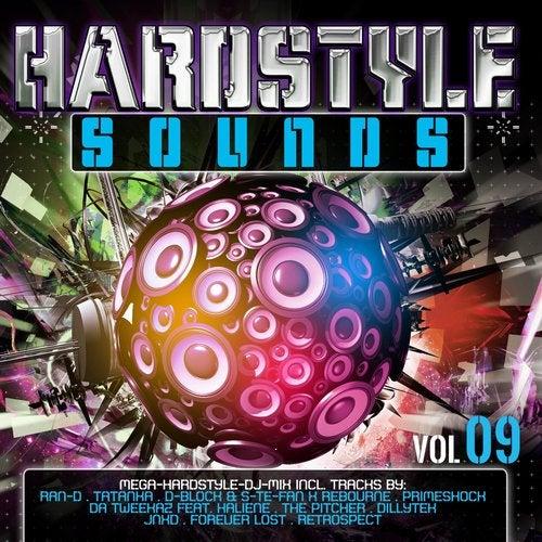VA - HARDSTYLE SOUNDS VOL. 9 (LP) 2019