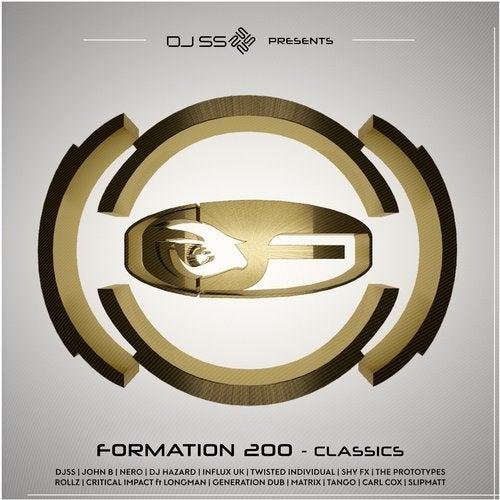VA - DJ SS Presents Formation 200 Pt 3 The Classics (LP) 2019