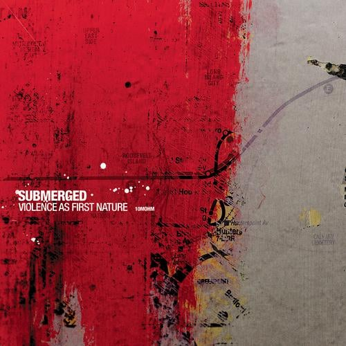 Submerged - Violence As First Nature 2013 (LP)