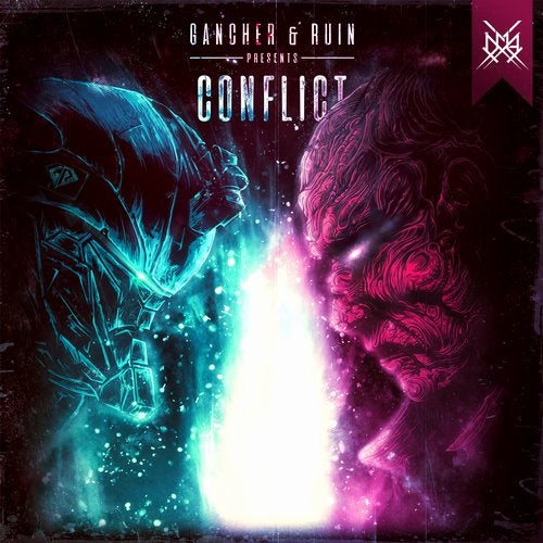 Gancher and Ruin - Conflict / Mirrors (EP) 2018