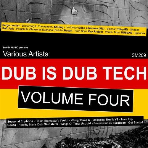 Clubbingspain com • Various Artists - Dub Is Dub Tech, Vol