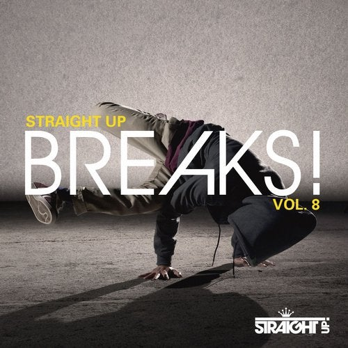 VA - STRAIGHT UP BREAKS! VOL. 8 [LP] 2014