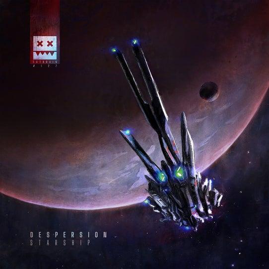 Despersion - STARSHIP EP [EATBRAIN127]