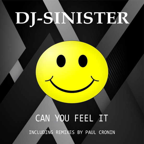 Download DJ Sinister - Can You Feel It [CAT534027] mp3