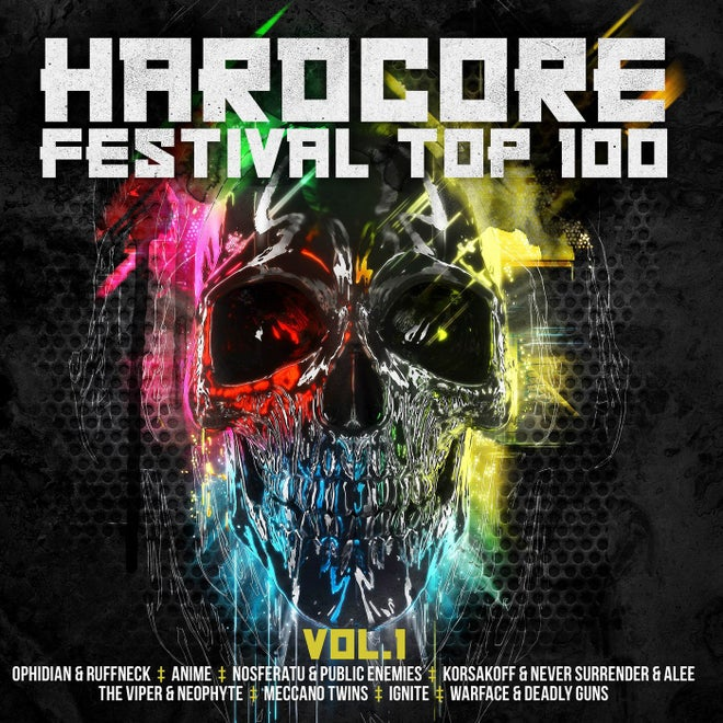 Download VA - Hardcore Festival Top 100, Vol. 1 [899437-2] mp3