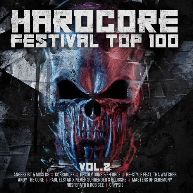 Download VA - Hardcore Festival Top 100, Vol. 2 [899464-2] mp3