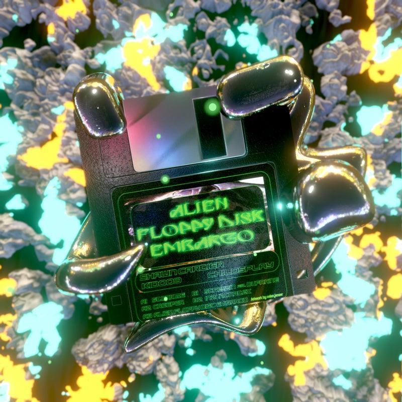 Alien Floppy Disk Embargo