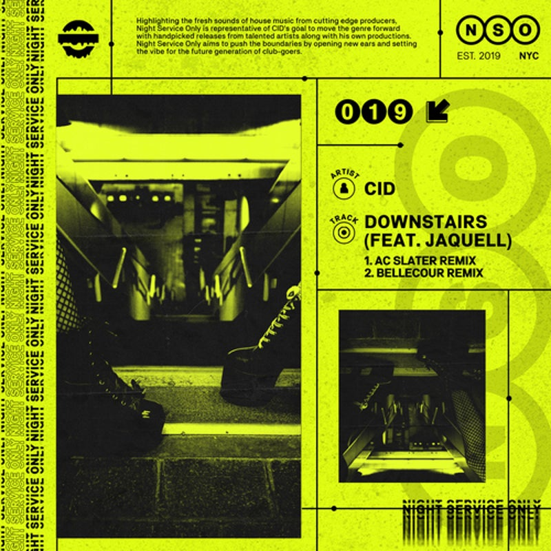 Downstairs (feat. Jaquell)