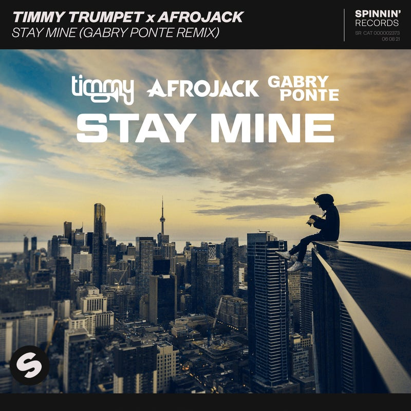 Stay Mine (Gabry Ponte Extended Remix)