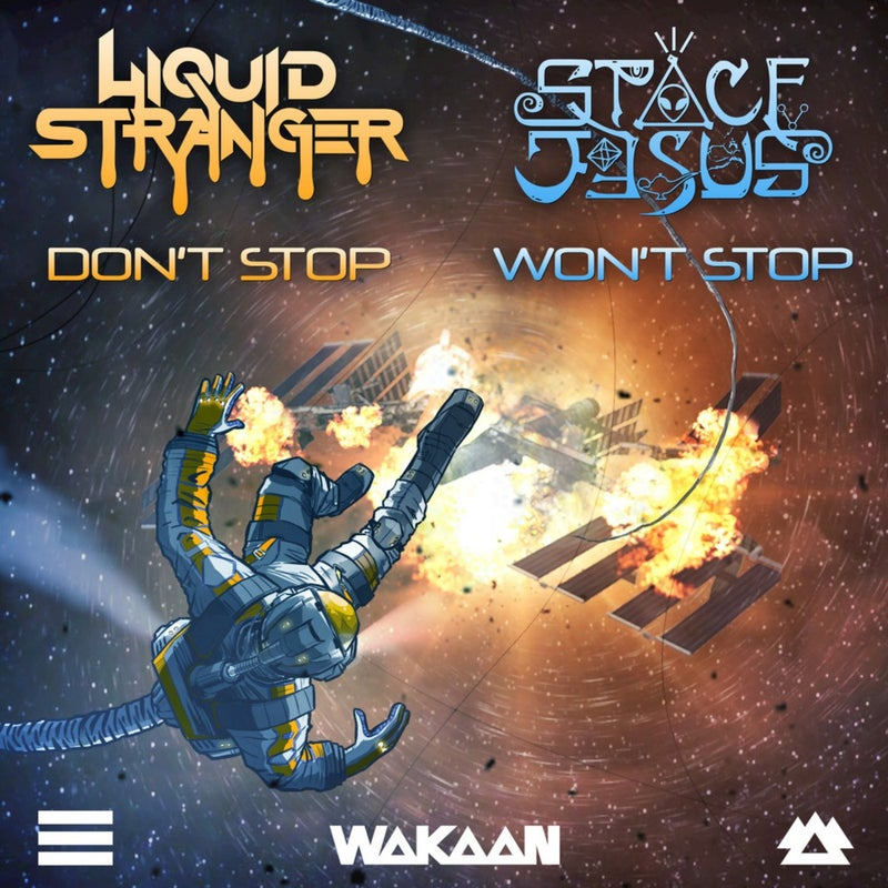 Don't Stop / Won't Stop