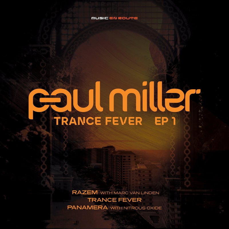 Trance Fever EP 1