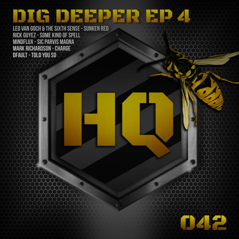 Dig Deeper EP 4