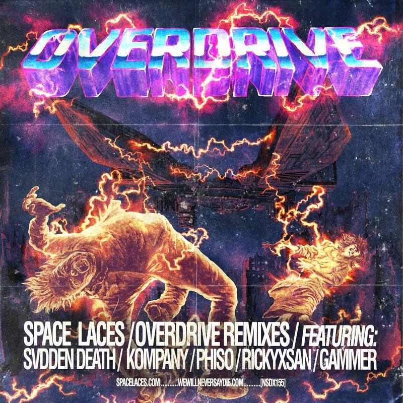 Overdrive Remixes