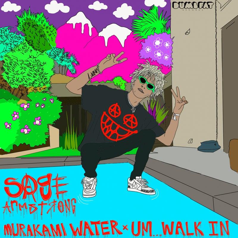 Murakami Water x Um... Walk In
