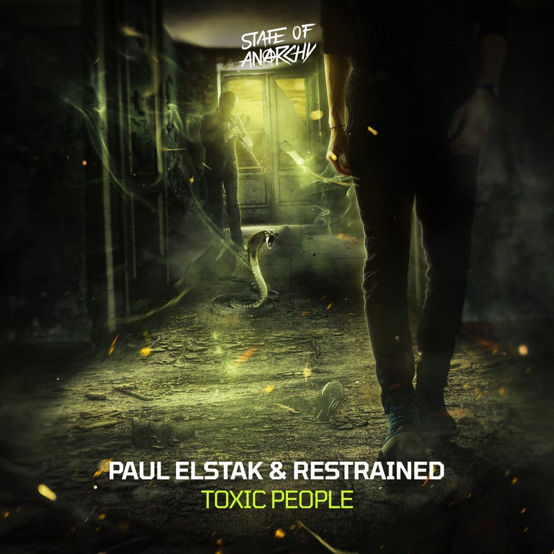 Toxic People - Extended Mix